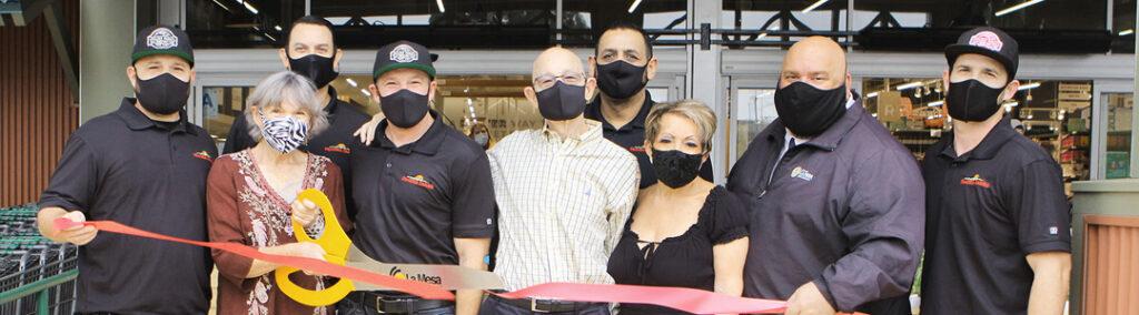 Frazier Farms Ribbon Cutting