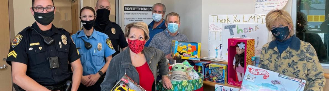 Chamber Members Support La Mesa Military Children by Donating Toys and Bringing Joy!