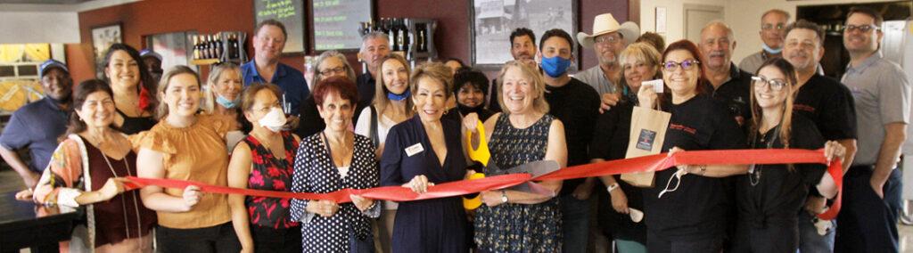 La Mesa Wine Works Ribbon Cutting 2021