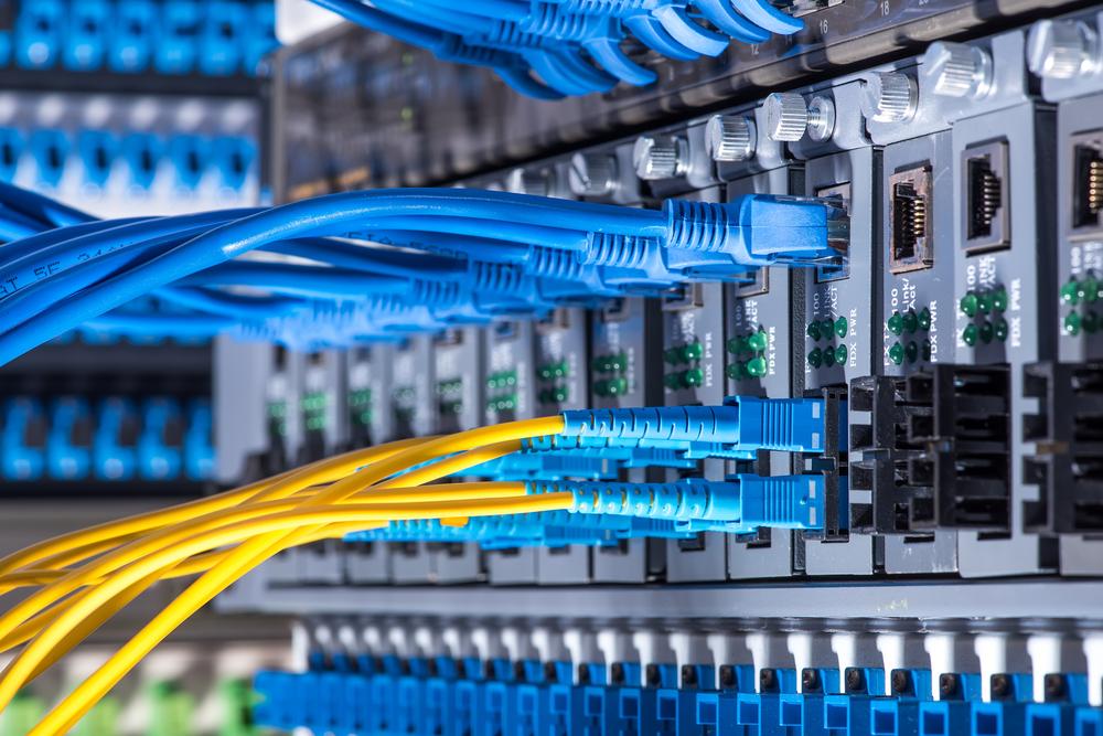 CKC Data Solutions Fiber Optic Network Cable