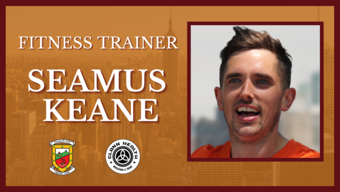 Fitness Trainer Seamus Keane The Long Hall Podcast
