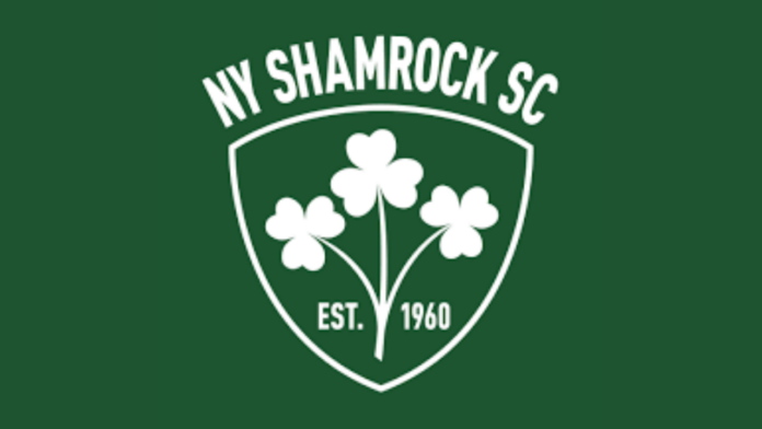 NY Shamrocks match reports will feature on The Long Hall Podcast website for 2021/22 season