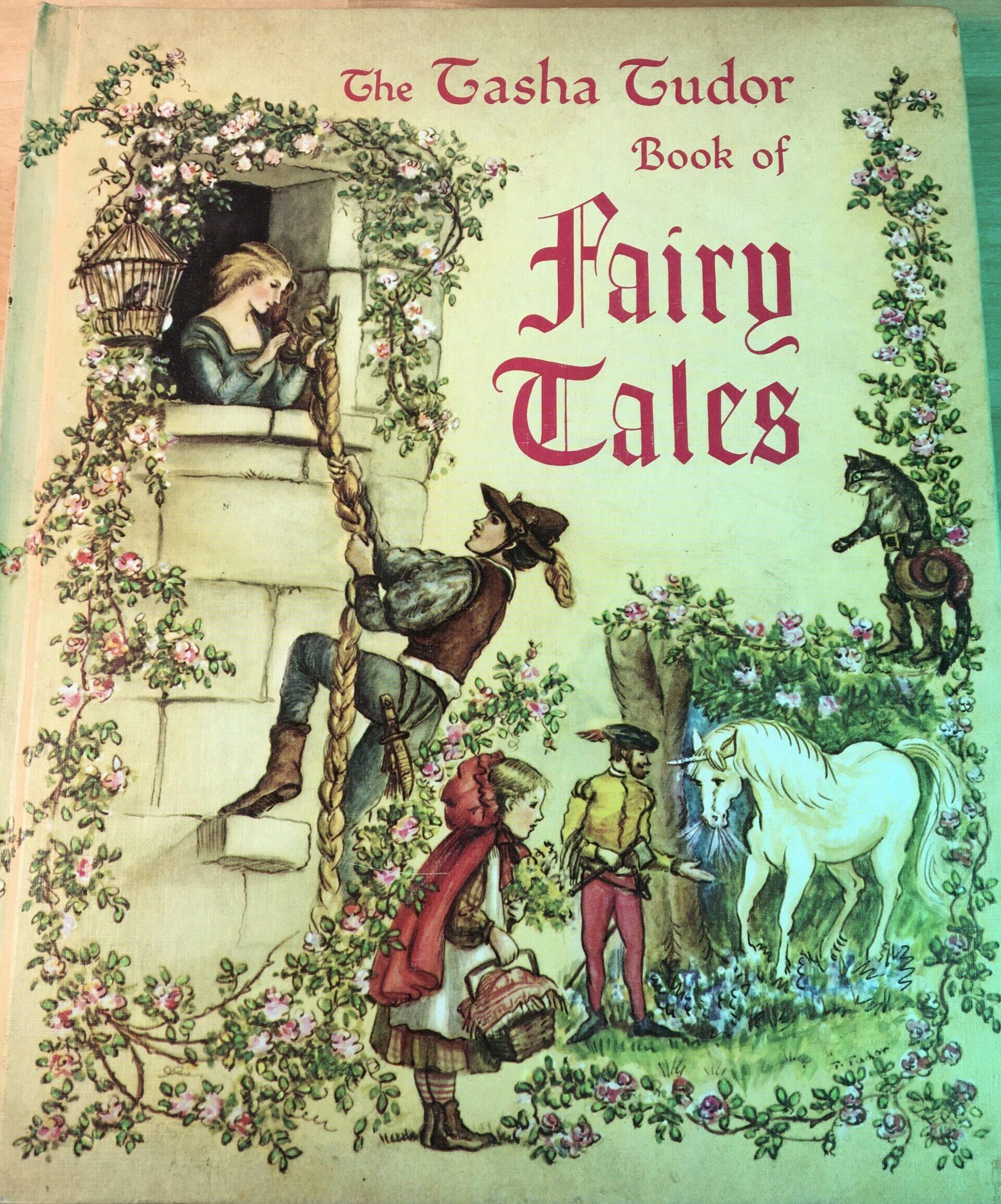 The_Tasha_Tudor_Book_of_Fairy_Tales