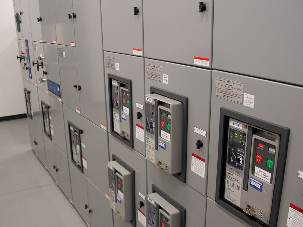 Data Center Switchgear