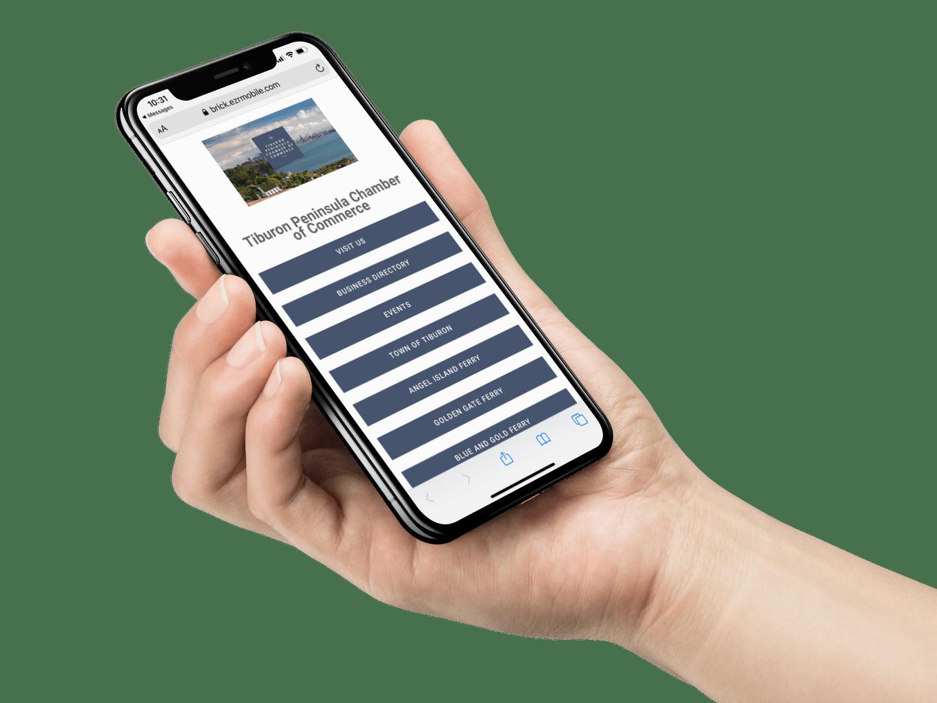 EZR Brick & Mortar — Tiburon Chamber of Commerce
