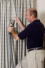 Bellaire drapery cleaning