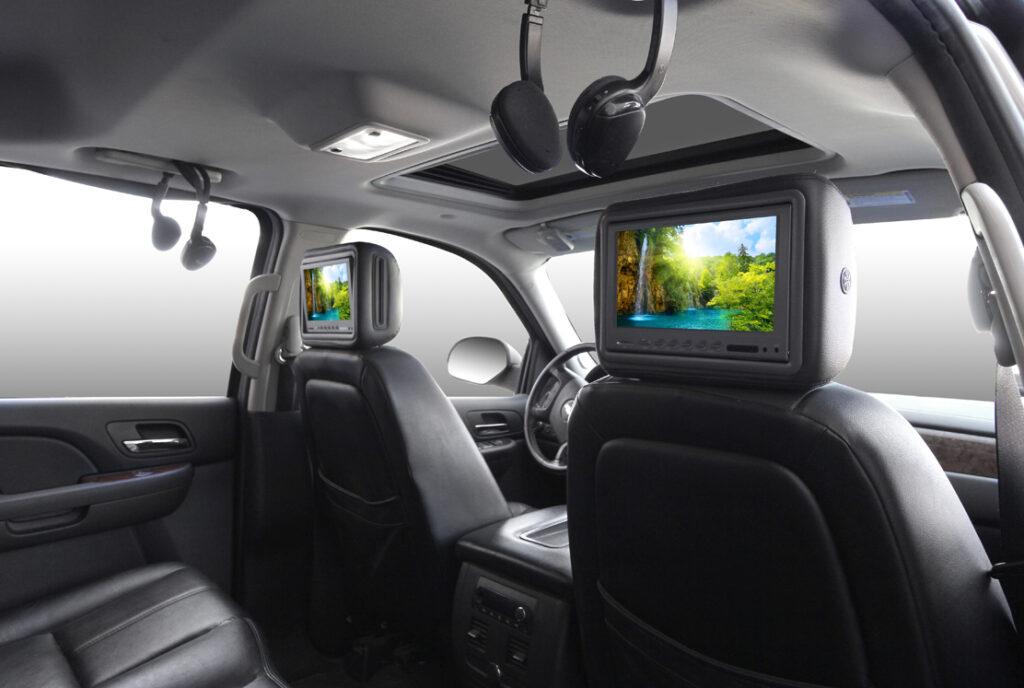 AXHR8500 Interior