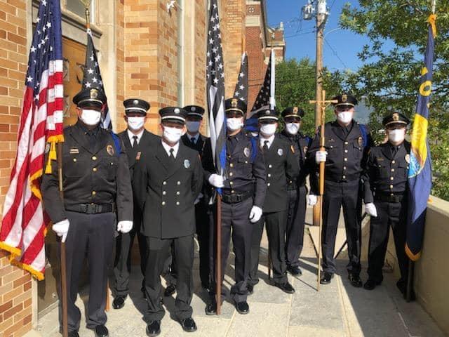 Patriot Day Mass, 1st Responder, 9/11,Fr. Patrick Beretta, Patrick Beretta, St. Patrick Catholic Church, Butte MT