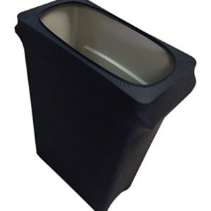 Garbage Can 23 Gallon Slim Jim Stretch Spandex Can Covers