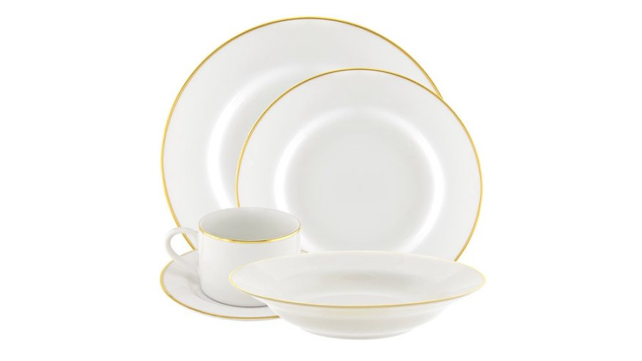 China and Dinnerware for rent