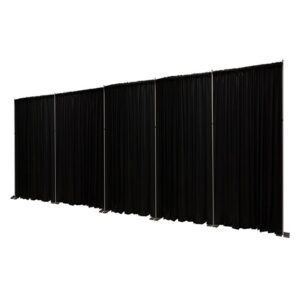 Room Divider Pipe and Drape