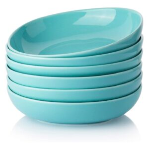 112 Turquoise Soup Plate