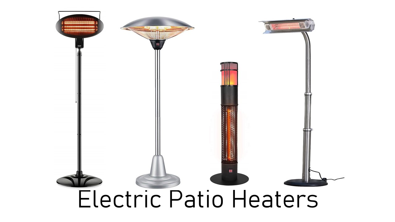Electric Patio Heaters New