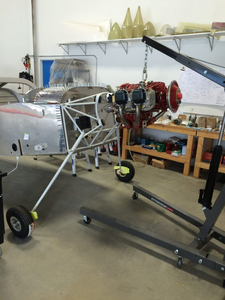Prepping for an engine hang