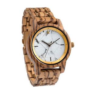 treehut horizon wooden watch