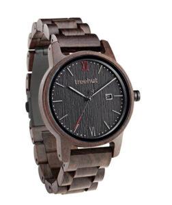 treehut odyssey wooden watch