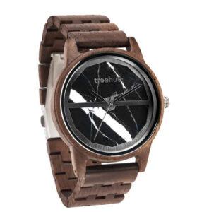 treehut summit wooden watch