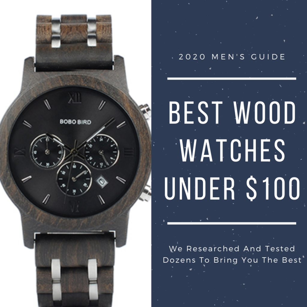 best wooden watches under $100