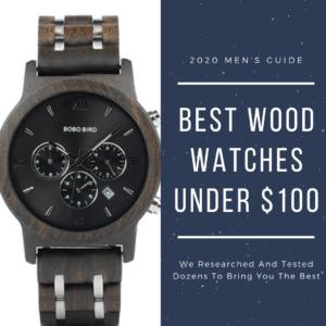 best wooden watches under $100 2020 Guide