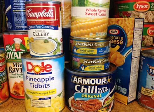 Food Pantry Box