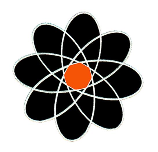 Black Daisy Design Logo