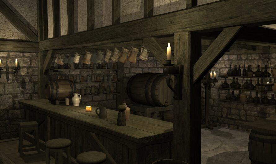 Weirdness of Fantasy Taverns