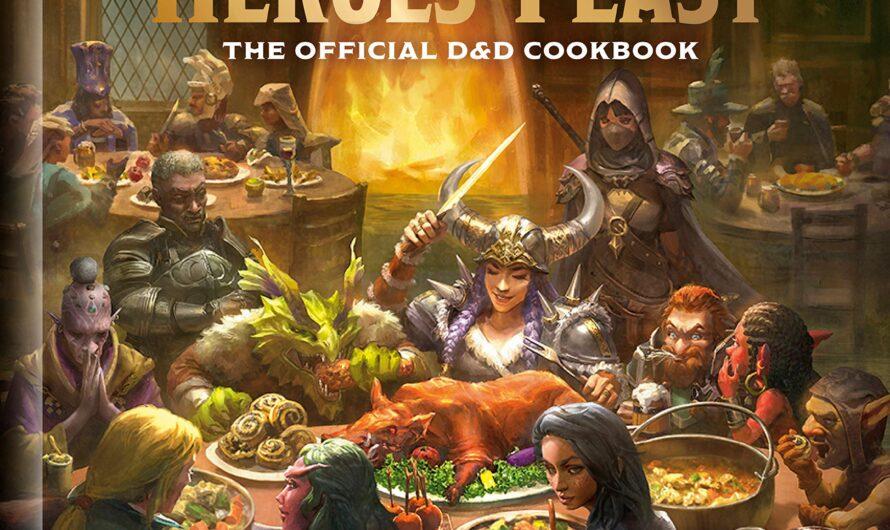 Sorta RPG Review: Heroes' Feast