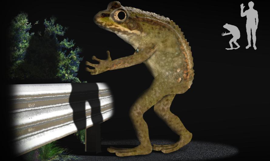 The Loveland Frogman