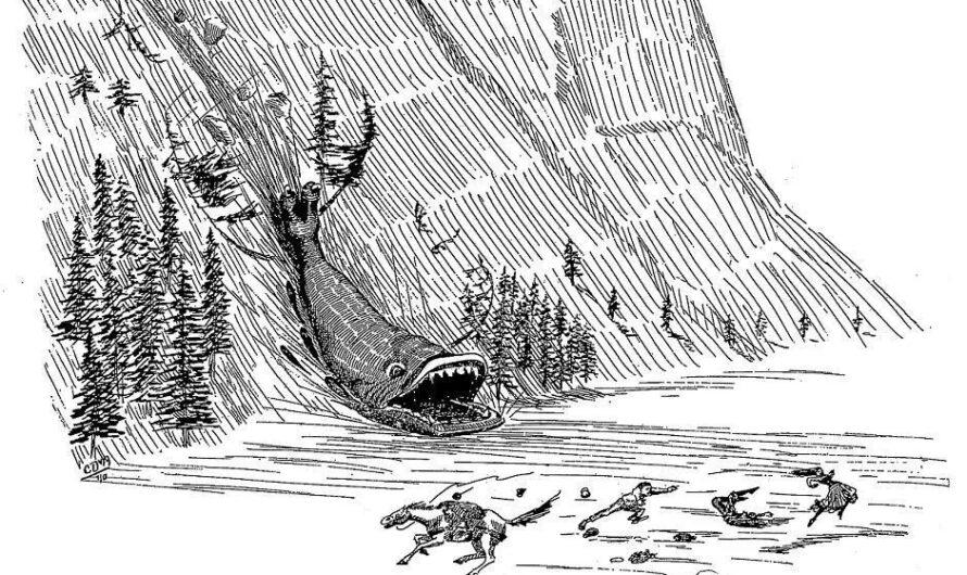 Menagerie Monstrum: The Slide Rock Bolter