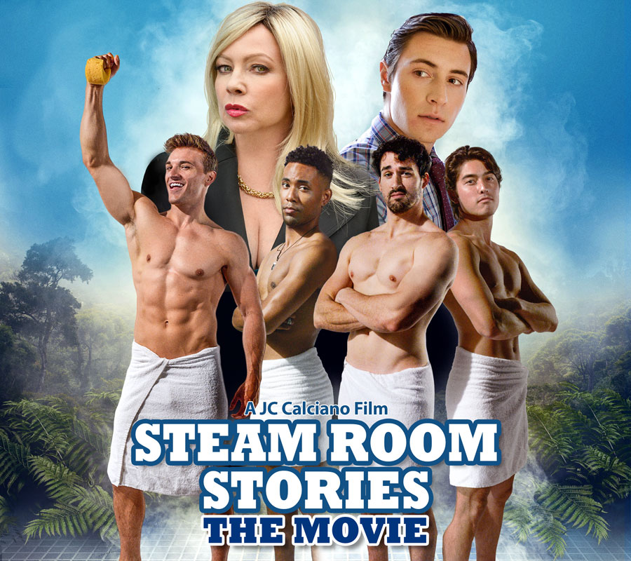 Steam Room Stories: The Movie