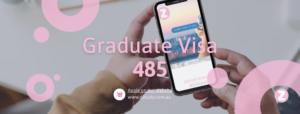apply graduate visa 485
