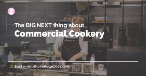 Study commercial cookery