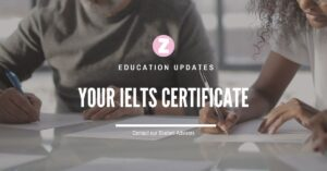Take IELTS exam