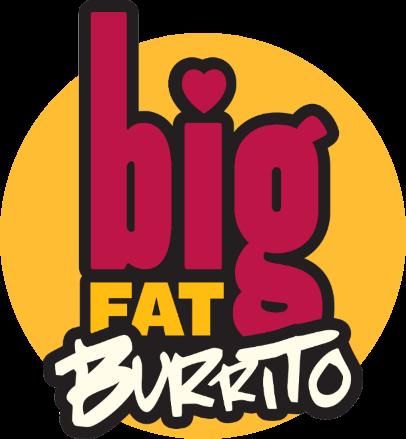 Big Fat Burrito Logo