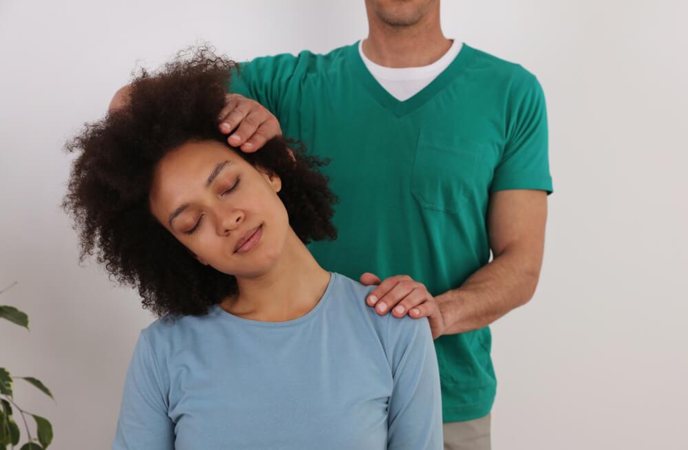 Neck Headache Treatment