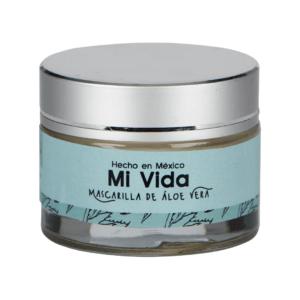 "Mascarilla ""Mi vida"" (peel-off mask) ""Aloe Vera"""