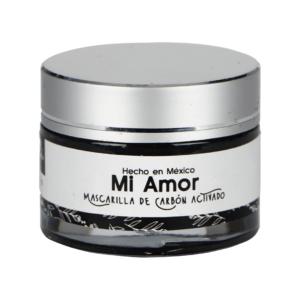 """Mascarilla """"Mi amor"""" (peel-off mask) """"Carbón activado"""""""