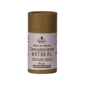 Desodorante natural – 24 horas