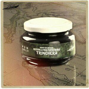 """Mascarilla extractora de puntos negros """"Trinchera"""""""