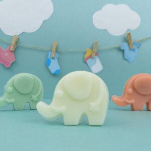 Jabones para eventos:  elefantito
