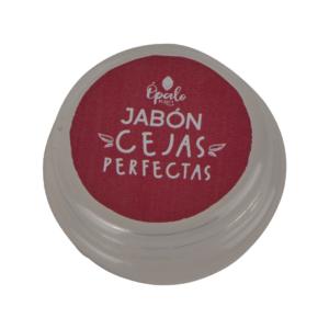 Jabón facial: jabón cejas perfectas + brocha