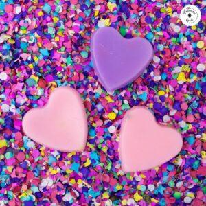 Jabones para eventos: Corazón