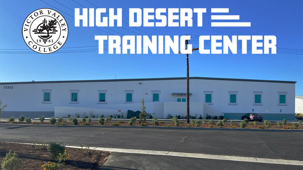 High Desert Training Center