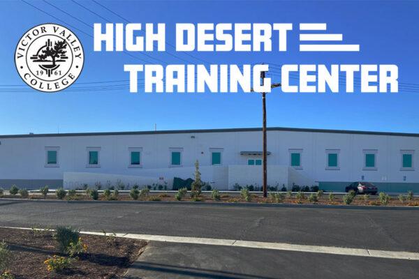 High Desert Training Center