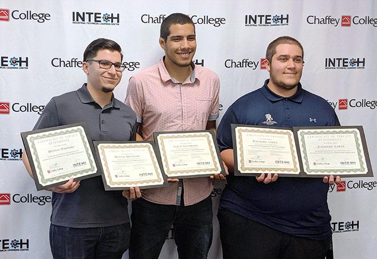 InTech Grads