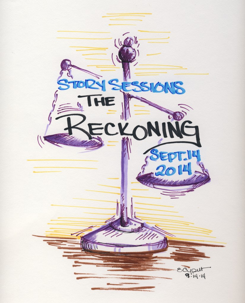 """""""The Reckoning"""" Illustrated"""