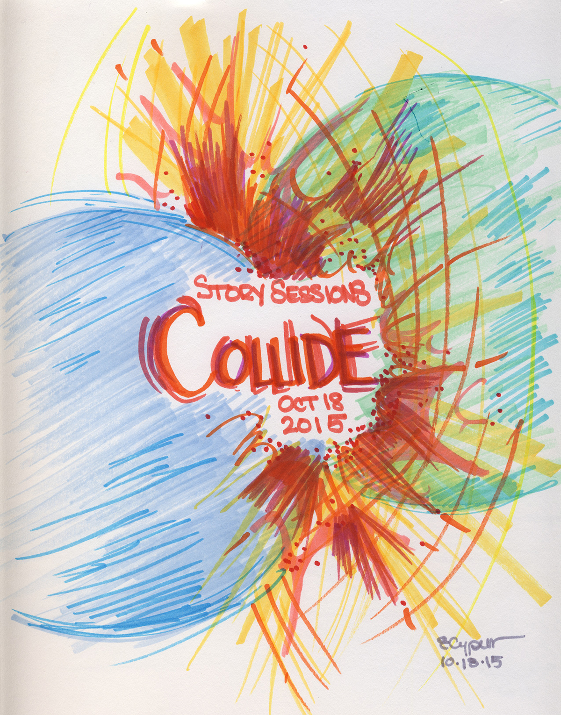 Collide Illustrated