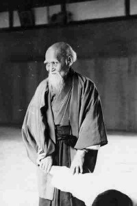 O'Sensei Ikkyo