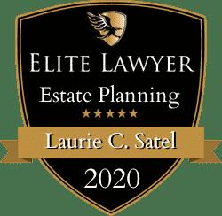 Elite Estate Planning Lawyer - Laurie Satel 2020