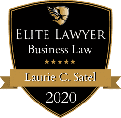 Elite Business Law Lawyer - Laurie Satel 2020